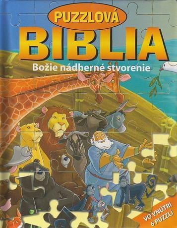 Puzzlová Biblia