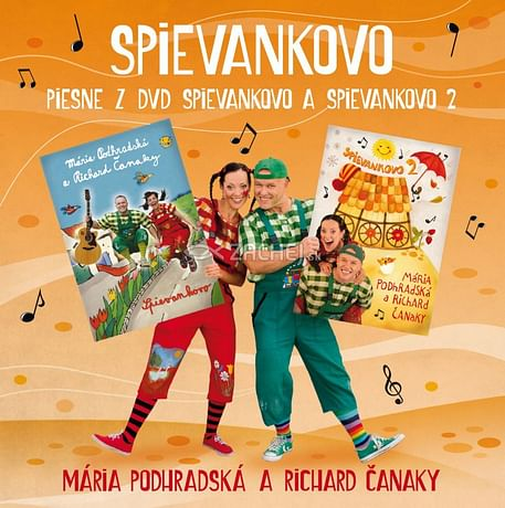 CD: Spievankovo