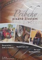DVD: Príbehy písané životom - 3. séria