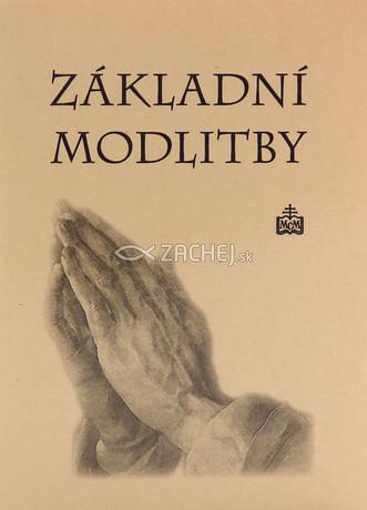 Základní modlitby