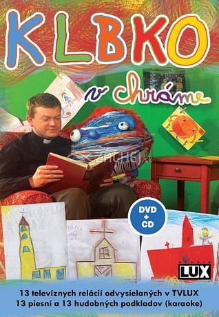 CD + DVD: Klbko v chráme