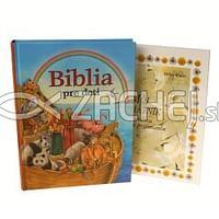 Sada Biblia pre deti + Môj pamätník