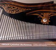 CD: Organ s piesňou duchovnou