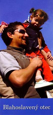 Záložka: Blahoslavený otec (Z-109SK)