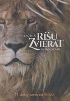 3 DVD - Spoznaj ríšu zvierat inými očami