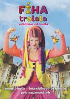 DVD: Fíha tralala -  cvičíme od mala