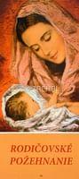 Záložka: Rodičovské požehnanie (JH)