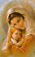 Modlitba matky