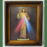 Obraz v ráme: Božie milosrdenstvo (32x27)