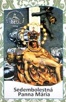 Skladačka: Sedembolestná Panna Mária (BML 602)