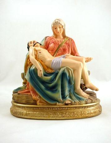 Soška: Panna Mária Sedembolestná - Pieta (PB11838)