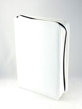 Obal: na Jeruzalemskú bibliu, veľkú - biely