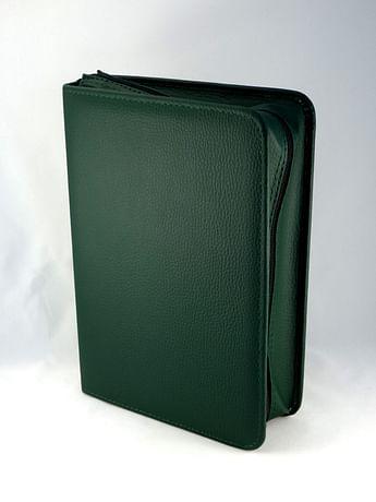 Obal: na Jeruzalemskú bibliu - zelený