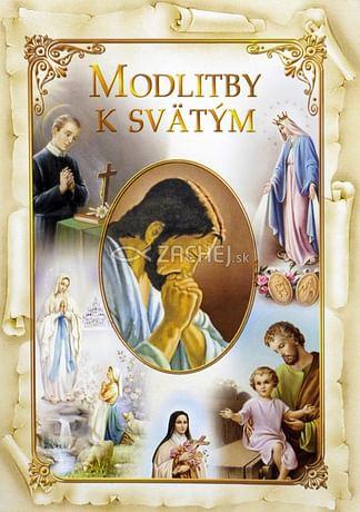 Modlitby k svätým