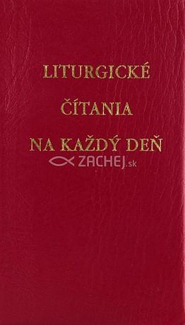 Liturgické čítania na každý deň