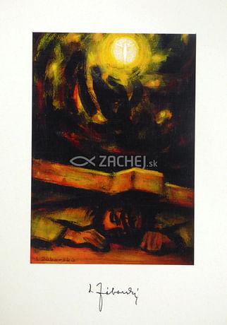 Pozdrav: Tajomstvo Eucharistie - bez textu (VN005)