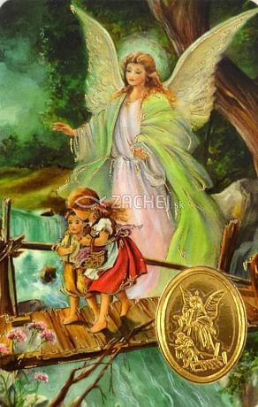 Modlitba k Anjelovi strážnemu