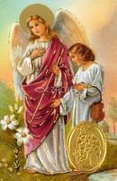 Kartička: sv. Rafael archanjel (RCC)