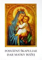 Posvätný škapuliar dar Matky Božej
