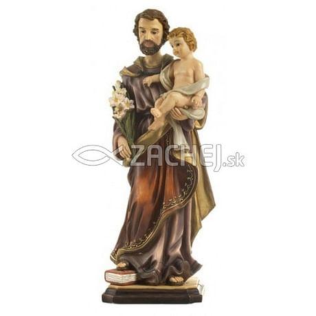 Socha: Svätý Jozef - 30 cm (PB5775A)