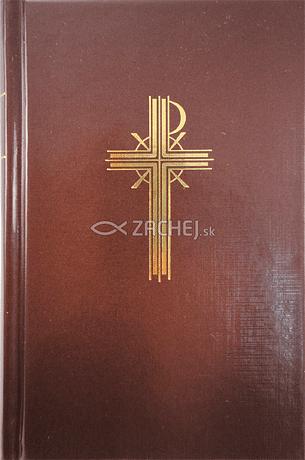 Jednotný katolícky spevník (v hnedej farbe)
