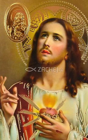 Modlitba k Božskému Srdcu Ježišovmu