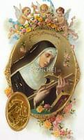Ruženec k sv. Rite