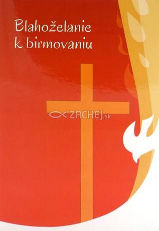 Pozdrav: Blahoželanie k birmovaniu - s textom (B-03)