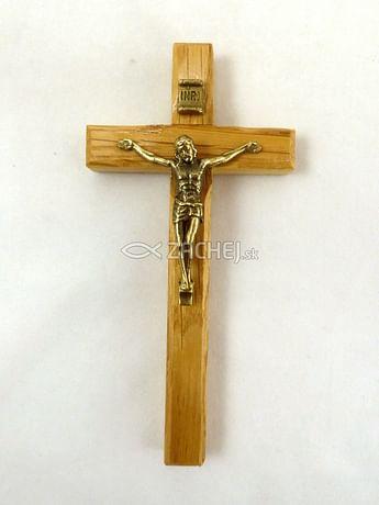 Kríž: drevený (603)