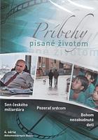 DVD: Príbehy písané životom - 4. séria