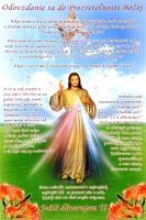 Pohľadnica: Odovzdanie sa do Prozreteľnosti Božej