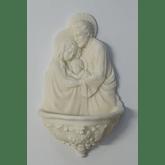 Svätenička: Sv. rodina - alabaster (622)