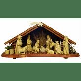 Betlehem: svietiaci - väčší (B0109)