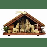 Betlehem: svietiaci - menší (B0110)