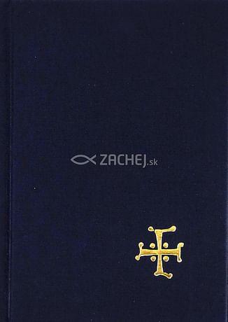 Jednotný katolícky spevník (tmavodmodrý)