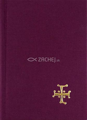 Jednotný katolícky spevník (bordový)