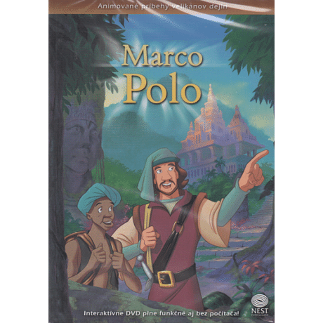 DVD: Marco Polo