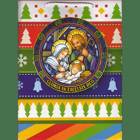 Darčeková taška: vianočná - veľká (2)
