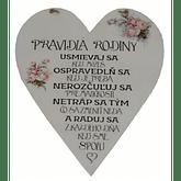 Drevené srdce: Pravidlá rodiny