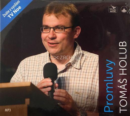 CD: Promluvy Tomáše Holuba (mp3)
