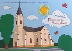 Omaľovanka - Pútnické miesta Žilinskej diecézy