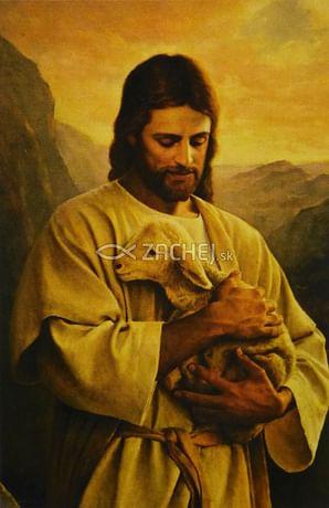 Obrázok: Dobrý Pastier (Z)