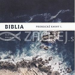 CD: Biblia - Prorocké knihy I. (mp3)