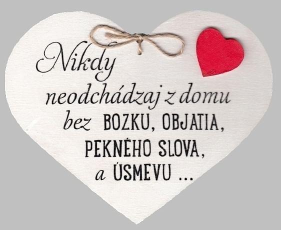 Drevené srdce: Nikdy neodchádzaj...
