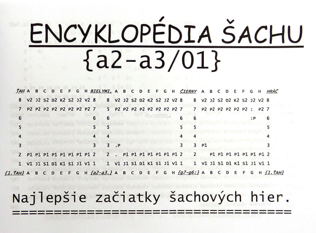 Encyklopédia šachu