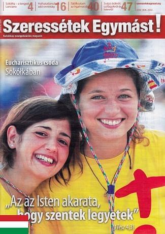 Časopis: Szeressétek Egymást! (19)