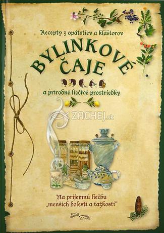Bylinkové čaje a prírodné liečivé prostriedky