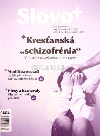 Noviny: Slovo+ 3/2017