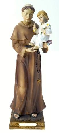 Soška: Svätý Anton (1257)