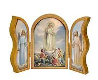 Triptych: FATIMA (9 cm)